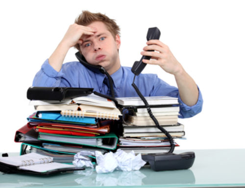 Ten ways to spot a disorganised business