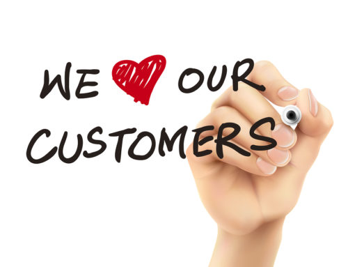 Have you spent much time loving your customers lately?