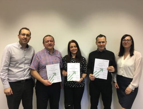 First Business Owners Complete The Foundations Course
